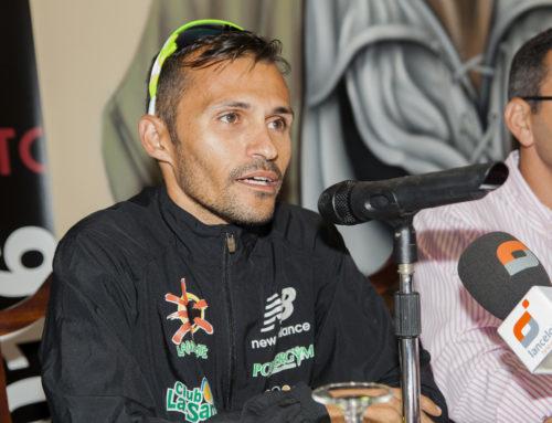 Teguise reta al atleta olímpico José Carlos Hernández a participar en su primera prueba de trail