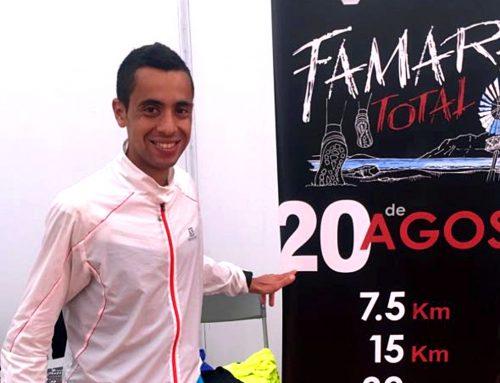 """El Subcampeón del mundo de Trail Cristofer Clemente participará en la """"Renault Famara Total 2017"""""""