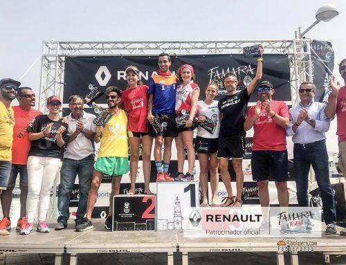 Cristofer Clemente se proclamó vencedor absoluto de una exitosa tercera edición de la Renault Famara Total 2017
